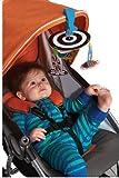 Enlarge toy image: Manhattan Toy Wimmer-Ferguson Infant Stim Mobile To Go Travel Toy