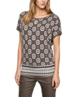 Comma Damen T-Shirt 81.404.32.2749
