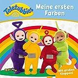 Teletubbies - Meine ersten Farben: Mit Klappen