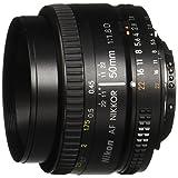 Nikon AF NIKKOR 50MM f/1.8D Dslr lens