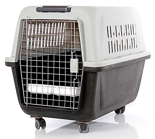 Transportín para perros y gatos homologado como transporte de viaje para coche...