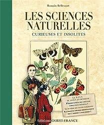 Sciences naturelles curieuses et insolites