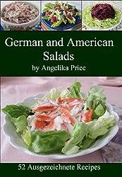German and American Salads (English Edition)