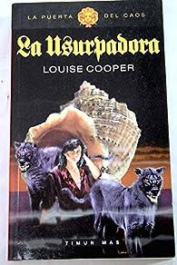 La usurpadora par Louise Cooper
