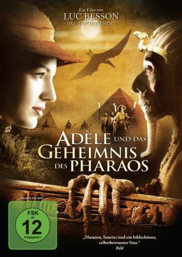 Bild von Adèle und das Geheimnis des Pharaos