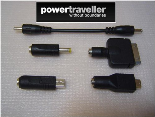 PowerTraveller - Motormonkey - Powerchimp - Tips for CHarging IPADS IPHONES & SMARTPHONES MOBILE PHONES GPS SAT-NAVS E-READERS IPODS MP3 PLAYERS AND MORE Test