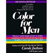 Color for Men by Carole Jackson (1987-05-12)