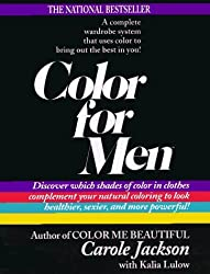 Color for Men by Carole Jackson (1987-06-05)