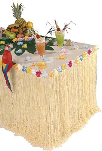 Tabla-Falda-tropical-con-flores-275x75-Accesorio-para-Mantel-Mantel-vestido-de-lujo