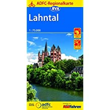 ADFC-Regionalkarte Lahntal 1:75.000, reiß- und wetterfest, GPS-Tracks Download (ADFC-Regionalkarte 1:75000)
