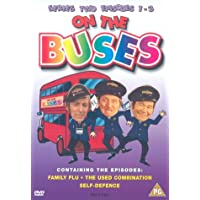 On The Buses: Series 2 - Episodes 1-3