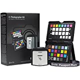 X-Rite EODIS3MSCCPP Kit de Photographe/iDisplayPro/ColorChecker Photo de passeport Noir