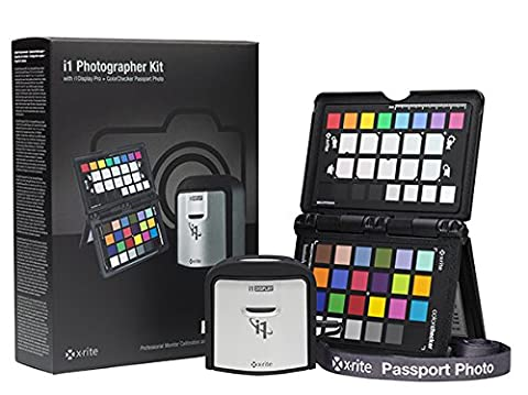 X-Rite i1 Photographer Kit [Multicolore]