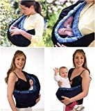 Best Baby Carrier For Newborns - Babymoon Multifunctional Lightweight Nursing Breastfeeding Swaddle Support Review
