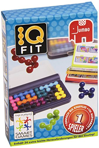 Jumbo 17726 - Smartgames - IQ Fit