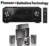 Best Pioneer Home Theater Speakers - Pioneer Elite Audio & Video Component Receiver black Review
