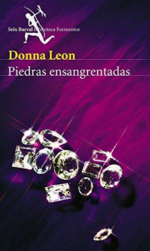 Piedras Ensangrentadas (Biblioteca Formentor) por Donna Leon