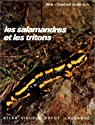 Les salamandres et les tritons par Geniez