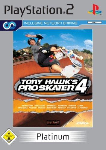 Software Discount 99 Tony Hawk's Pro Skater 4 [Platinum]