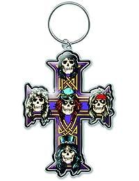 Schlüsselanhänger Metal Guns 'n' Roses