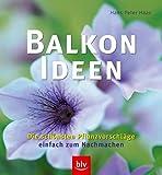 Balkon-Ideen: Die schönsten Pflanzvorschläge – einfach zum Nachmachen
