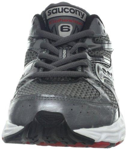 SAUCONY Cohesion 6 Scarpa da Running Uomo Grigio
