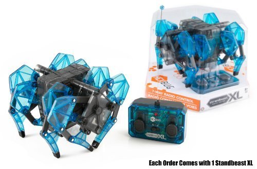 HEXBUG Strandbeast XL: Blue  available at amazon for Rs.7614