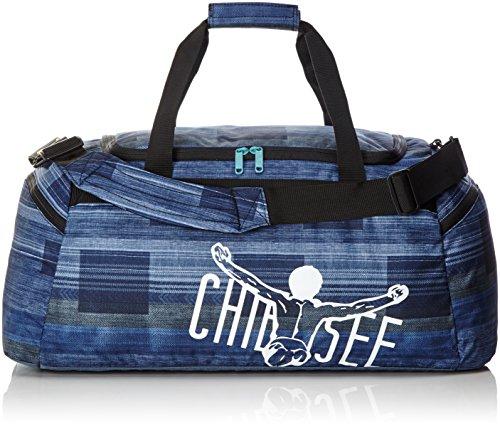 Chiemsee Unisex-Erwachsene Matchbag Large Umhängetasche, Blau (Keen Blue), 32 x 29 x 67 cm