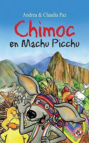 Chimoc en Machu Picchu