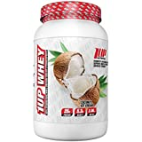 1Up Whey 100% Premium Whey Protein And Hydrolyzed Whey Isolate (Coconut Ice Cream)907 Gm