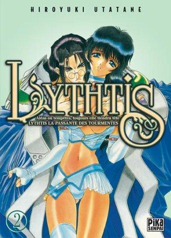 Lythtis, tome 2