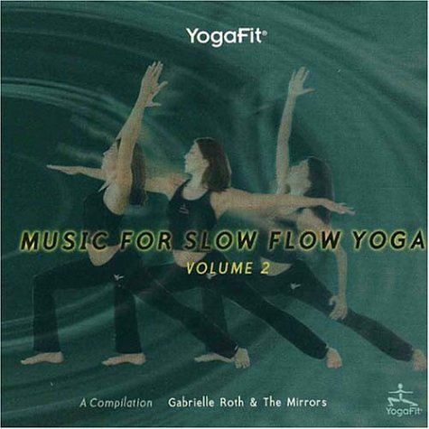 Vol.2-Music for Slow Flow Yoga