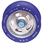 #7: Diecast Metal Yo-Yo With Bearing And Thrilling Speed-HL In Assorted Colour