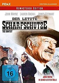 Der letzte Scharfschütze (The Shootist) / Der letzte Western von John Wayne weltweit erstmals von HD-Abtastung remastered (Pida