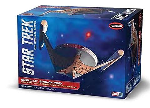 Polar Lights 1: 10Maßstab Star Trek romulaner Bird of Prey Snap Kit