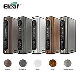 Box iPower 80W Temperature Control Eleaf Chrome brossé- Sans nicotine et sans Tabac
