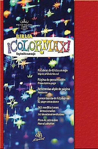 Biblia Colormax!-Rvr 1960-Pocket