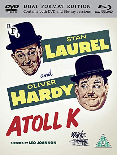 Atoll K (DVD + Blu-ray) for sale  Delivered anywhere in Ireland
