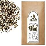 EDEL KRAUT | BIO ANGELIKAWURZEL TEE geschnitten - organic angelica root cut 100g