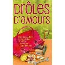 Drôles d'amours : Coffret 3 en volumes : PS : I love you ; Cause céleb' ; Nanny, journal d'une baby-sitter