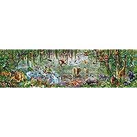 Educa 16066 Wild Life Puzzle, 33600 Pieces - 2X-Large, Multi-Coloured