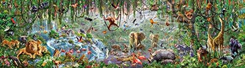 Educa Borrás - Vida Salvaje, puzzle de 33600 piezas (16066)