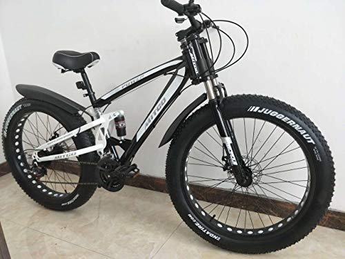 0b34252e329 Amardeep Cycles Dual Suspension Downhill Fat Mountain Bike 21gears
