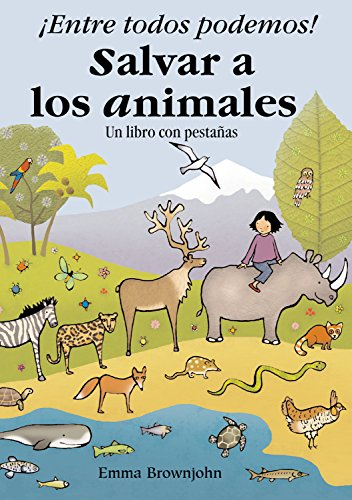 ¡Entre todos podemos! Salvar a los animales