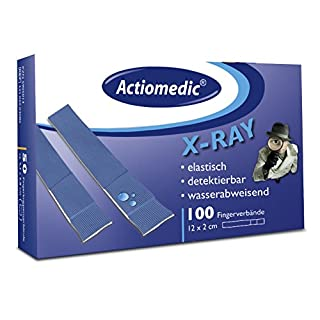 Actiomedic® DETECT Fingerverbände X-Ray