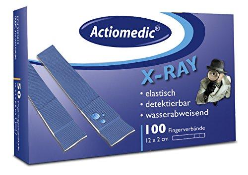 Actiomedic® DETECT Fingerverbände X-Ray
