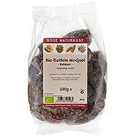 Bode Datteln Medjool 500g Bio Trockenfrüchte, 1er Pack (1 x 500 g)