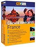 Map & Travel France 2002