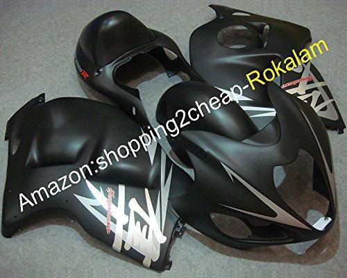 Hot Sales, Carénages Gsx-r1300 Hayabusa 1999-2007 Gsxr1300 99-07 GSXR 1300 ABS Moulage par injection Carénage kit (Moto)