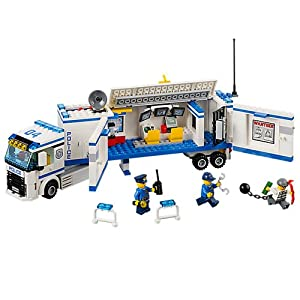 LEGO City Police 60044 - Unità Mobile 0689960317283 LEGO